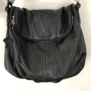 Margot Leather Convertible Crossbody Bag EUC